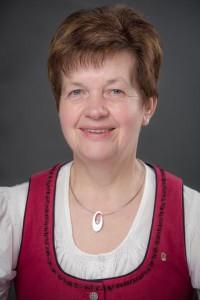 Bezirksprotokoll Goldhauben Theresia Kopecny