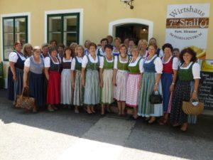 Ausflug der Bezirksobfrauen zur Landesausstellung