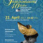 Jubiläumsabend 40 Jahre Goldhaubengruppe Buchkirchen