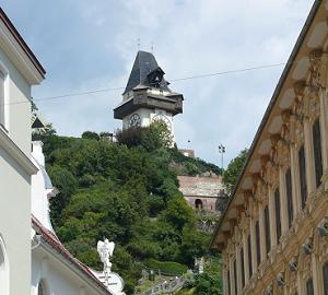Bezirksausflug der Goldhaubenfrauen nach Graz
